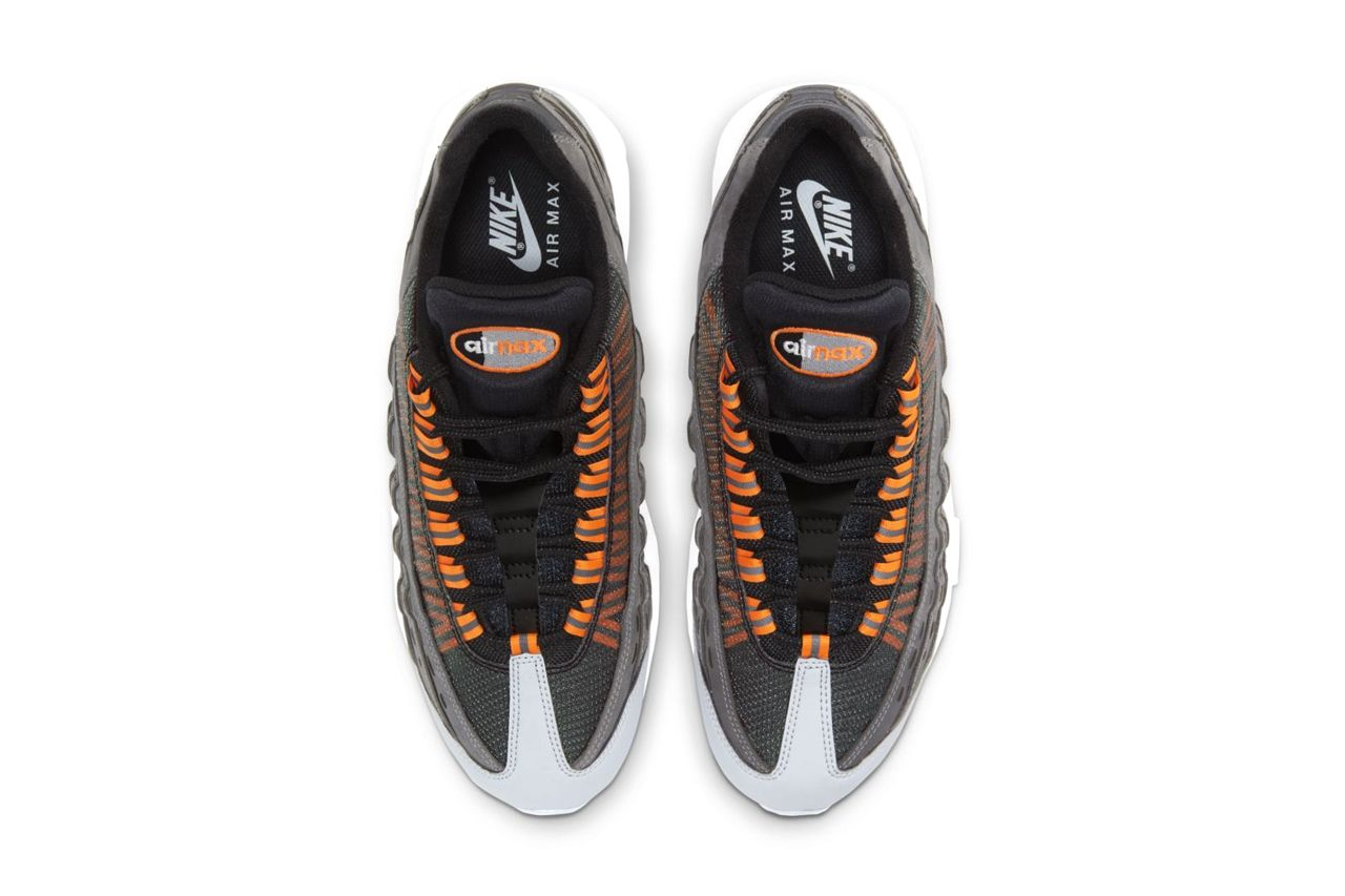 Kim Jones x Nike Air Max 95 - новые подробности