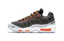 Купить Kim Jones x Nike Air Max 95 «Total Orange»
