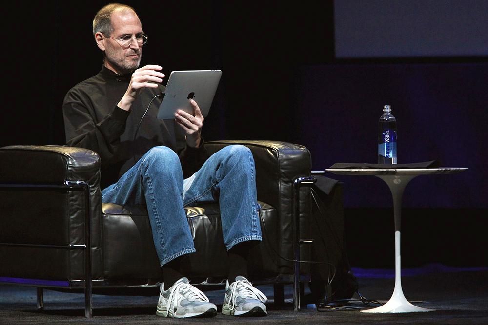 Стив Джобс - икона стиля нормкор