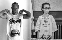 Коллекция футболок Stussy World Tour - подробности релиза