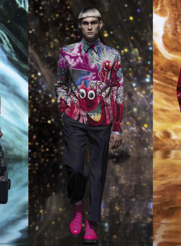 Dior Pre-Fall 2021 Menswear - обзор коллекции