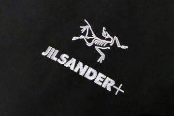 Jil Sander+ X Arc'teryx FW 2021 - детали коллекции
