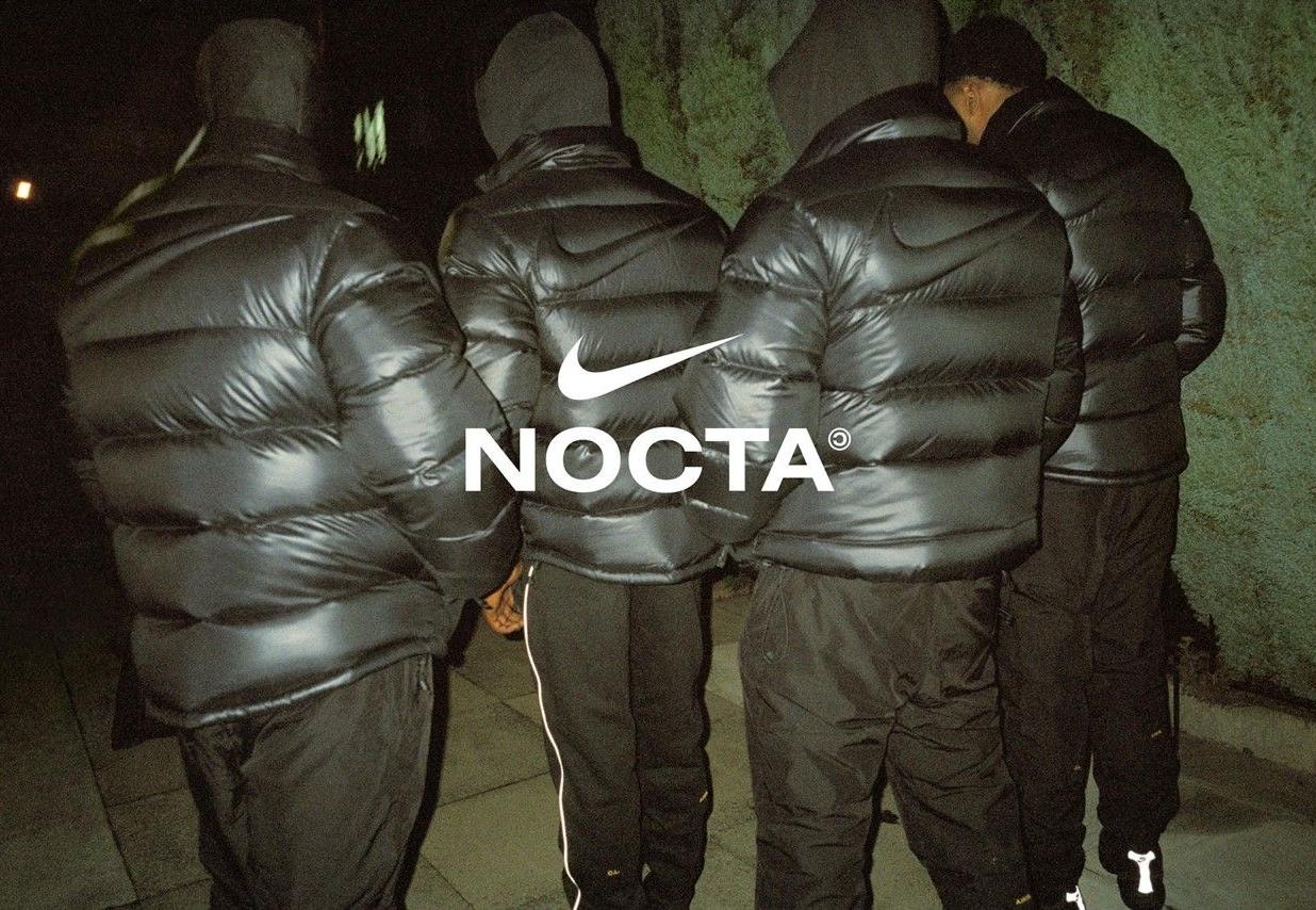 Nocta - новый бренд Nike и Drake