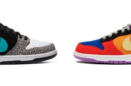 Nike Dunk и Nike SB Dunk — 5 главных различий культовых моделей