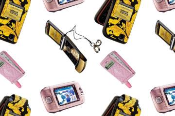 Мобильные телефоны от модных брендов — ТОП-11 коллабораций