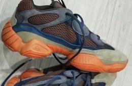 adidas Yeezy 500 «Multicolor» - первый взгляд