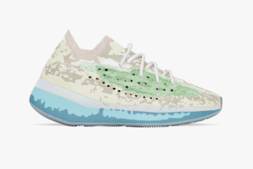 adidas Yeezy Boost 380 «Alien Blue» - первый взгляд