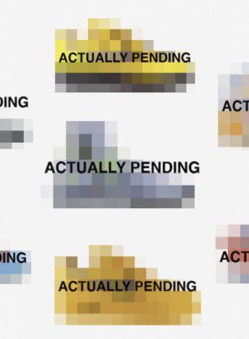 Off-White x Nike - детали релиза 7 новых силуэтов