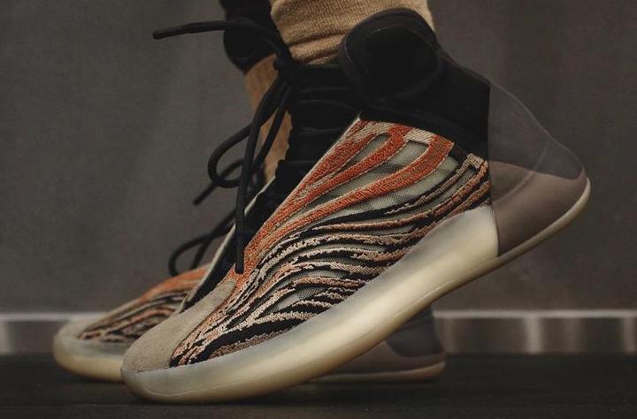 adidas Yeezy Quantum «Flaora» - детали релиза