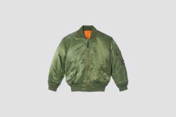 История бомбера — как куртка МА-1 покорила модную индустрию