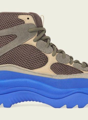 Где купить adidas Yeezy Desert Boot «Taupe Blue»