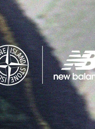 Stone Island x New Balance - все, что известно о коллаборации