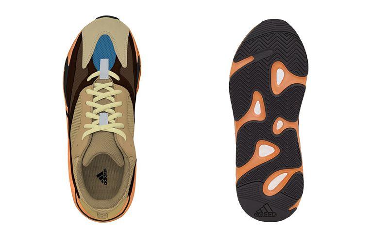 adidas Yeezy Boost 700 «Enflame Amber»