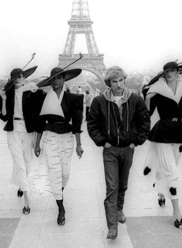 Клод Монтана - биография французского дизайнера, забытого индустрией