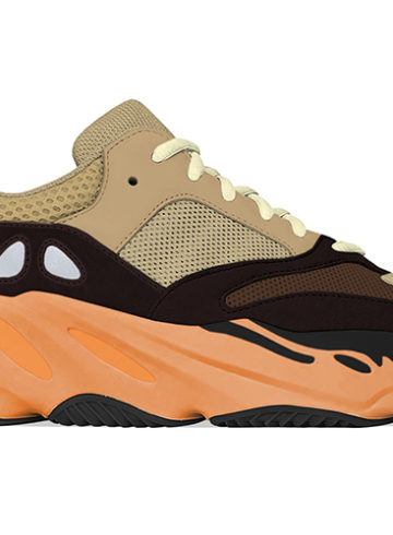 adidas Yeezy Boost 700 «Enflame Amber» - дата релиза