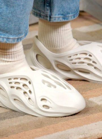 Все релизы adidas Yeezy в мае 2021