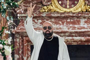 Шараф Тажер может стать новым креативным директором Kenzo