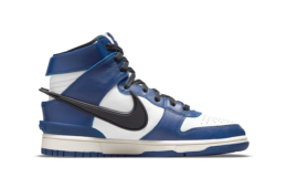 Ambush x Nike Dunk High «Deep Royal Blue» - подробности релиза