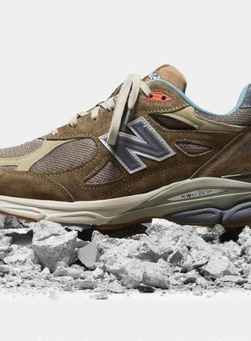 Bodega x New Balance 990v3 - детали релиза