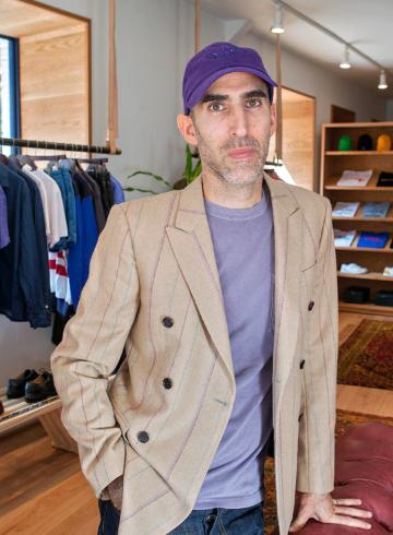 Брендон Бабензиен - новый креативный директор J. Crew Menswear
