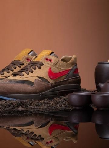 Clot x Nike Air Max 1 «Cha» - дата релиза