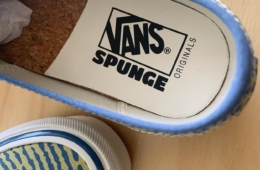 Spunge x Vans Vault Authentic - детали коллаборации