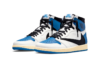 Travis Scott x fragment design x Air Jordan 1 High и Low - подробности релиза