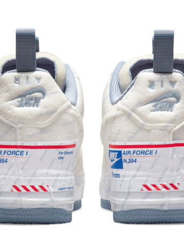 USPS x Nike Air Force 1 Experimental — официальная коллаборация