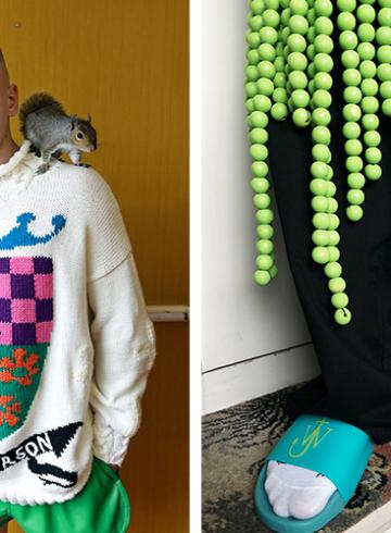 JW Anderson Spring/Summer 2022 Menswear - обзор коллекции