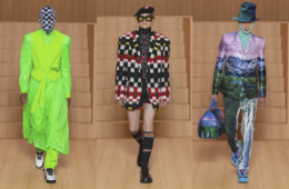 Louis Vuitton Spring/Summer 2022 Menswear - обзор коллекции