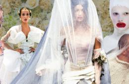 Невеста от-кутюр: свадебные образы в коллекциях модных брендов