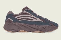 adidas Yeezy Boost 700 V2 «Mauve» - первый взгляд на кроссовки