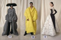 Balenciaga Fall/Winter 2021 Couture - дебютная кутюрная коллекция Демны Гвасалии