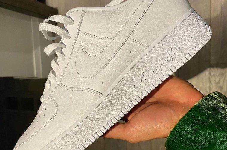 Drake x Nike Air Force 1 «Certified Lover Boy» - детали релиза