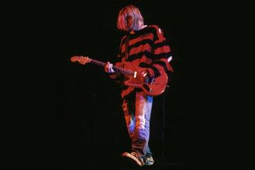 Где купить полосатый свитер Курта Кобейна
