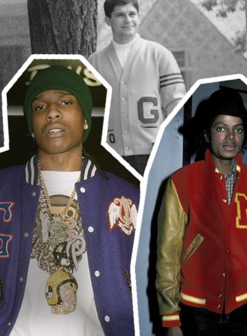 Varsity Jacket – история университетских курток