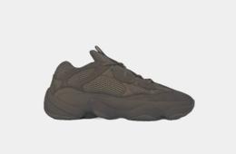 adidas Yeezy 500 «Brown Clay» - первый взгляд на расцветку