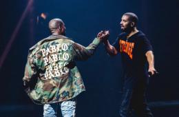 Канье Уэст и Drake - полная история взаимоотношений рэперов