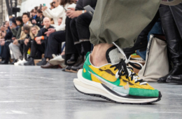 Nike x sacai - история сотрудничества