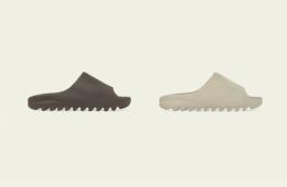 adidas Yeezy Slide «Soot» и «Pure» - ресток сланцев 2021 года