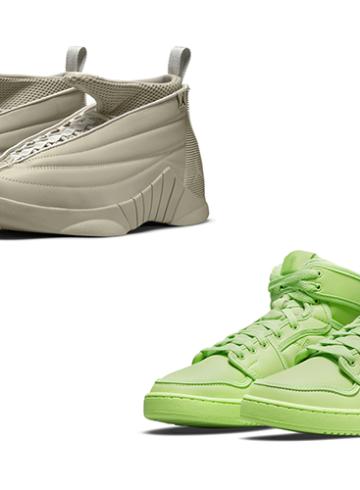 Billie Eilish x Air Jordan 15 и Air Jordan 1 KO - подробности релиза