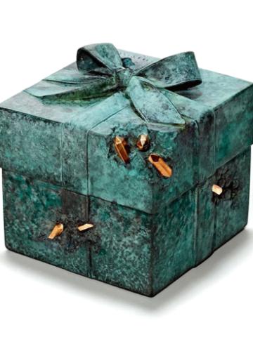Daniel Arsham x Tiffany & Co. «Blue Box, Circa 3021» - подробности коллаборации