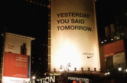 Just Do It - мрачная история культового слогана Nike