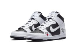 Supreme x Nike SB Dunk High «By Any Means» - подробности коллаборации