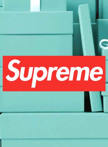 Tiffany & Co. и Supreme - первый взгляд на коллаборацию
