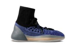 adidas Yeezy Basketball Knit «3D Slate Blue» - первый взгляд