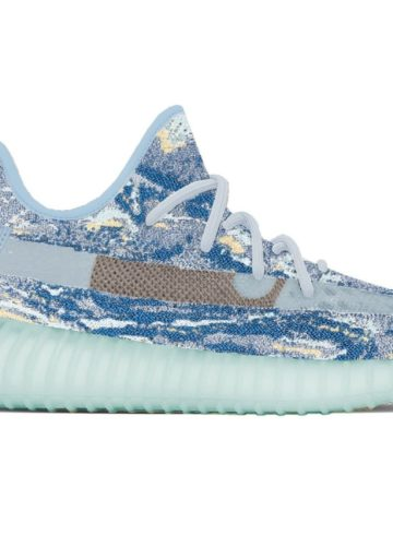 adidas Yeezy Boost 350 V2 «MX Blue» детали релиза