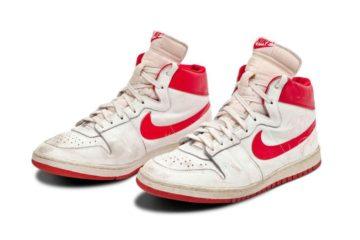 Nike Air Ship проданы за 1,47 миллионов долларов