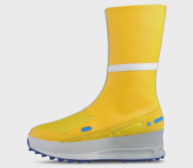 04 Кроссовки adidas x Raf Simons Trekker Boot