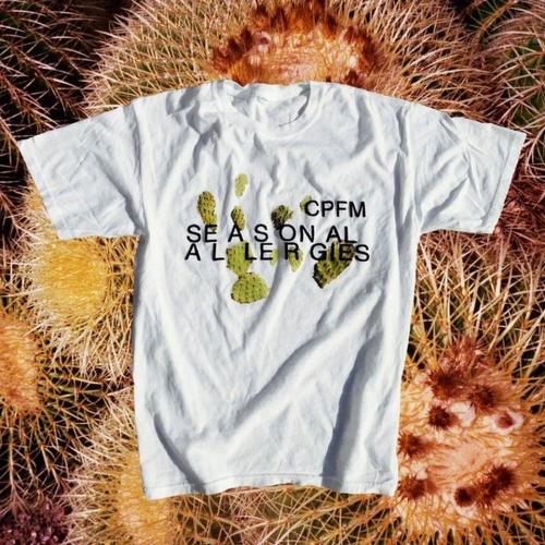 Футболка CPFM Seasonal Allergies
